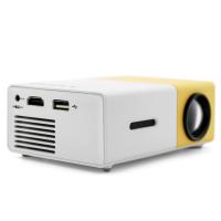 Мини проектор YG-300 - 3