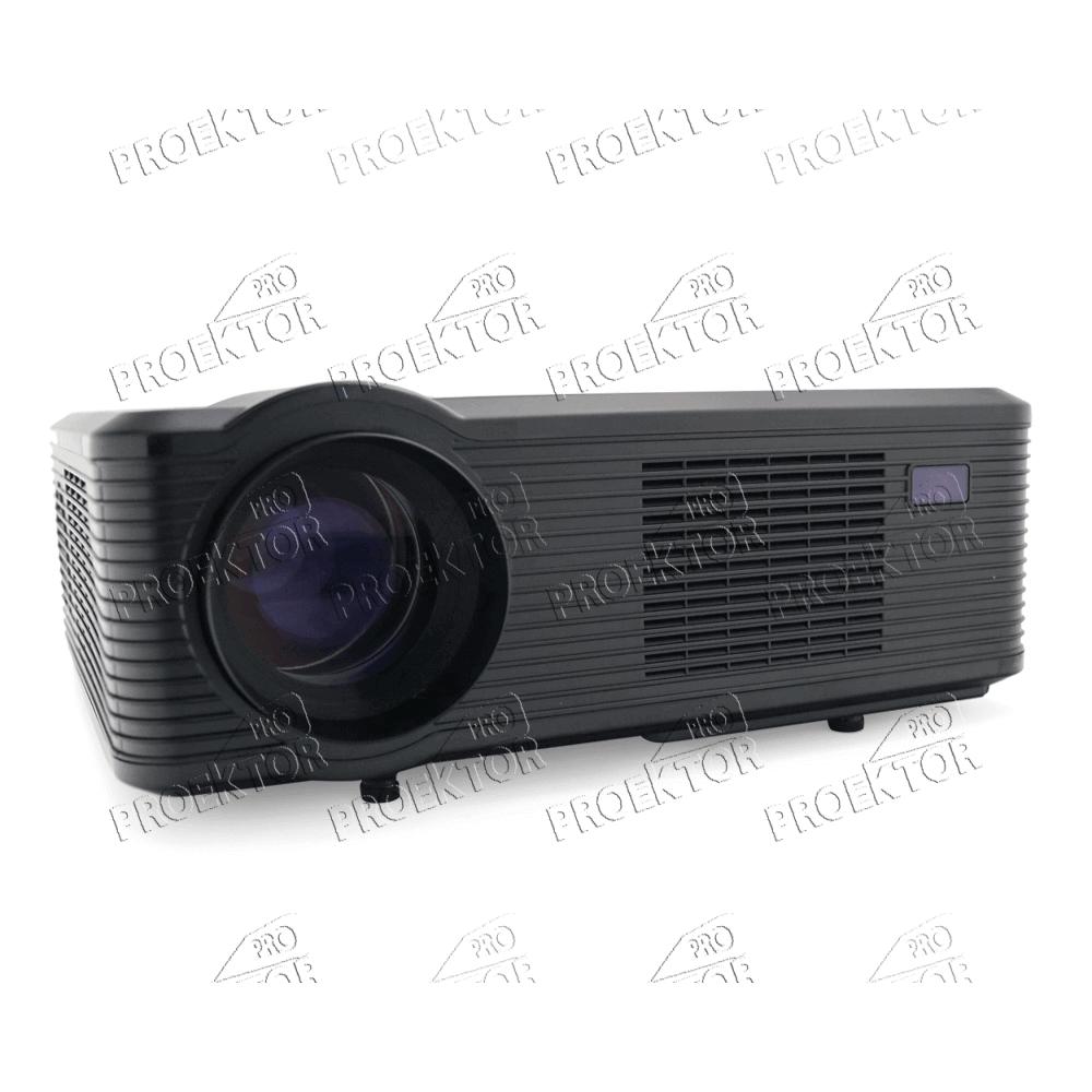 Мини проектор Excelvan CL720D (чёрный) - 3