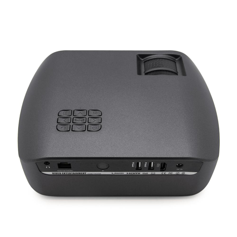Мини проектор HiBeamer F10UP - 4