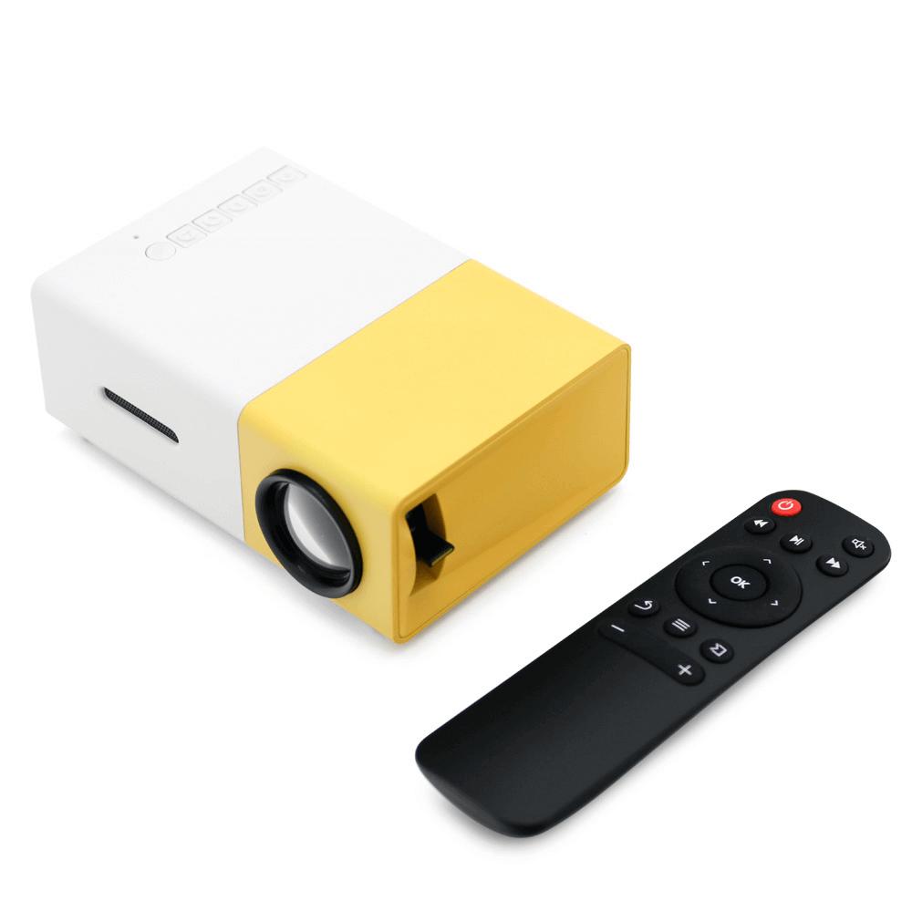 Мини проектор YG-300 - 5